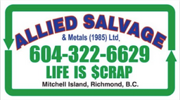 Allied Salvage & Metals (1985) Ltd